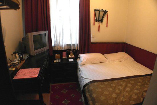 Lusongyuan Hotel: The hotel room