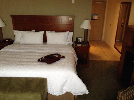 Hampton Inn & Suites Salem : Wonderful sleep