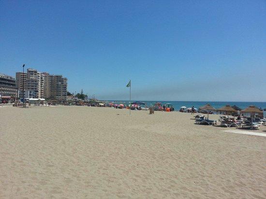 Los Boliches : Playa de torreblanca