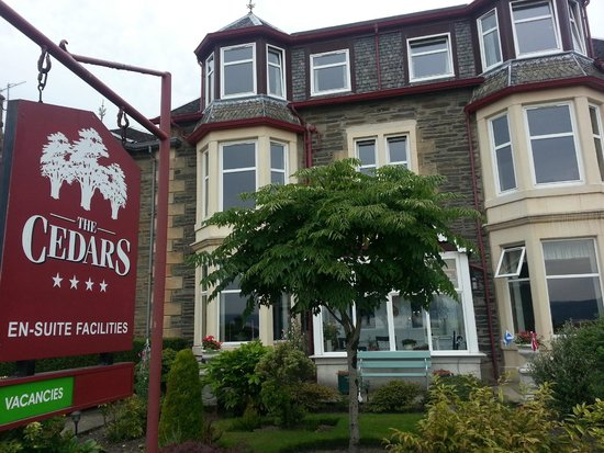 The Cedars Guest House : better than a home from home