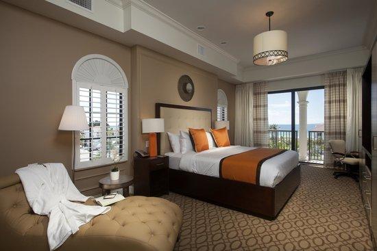 The Kimpton Hotel Zamora: Corner Waterview Suite