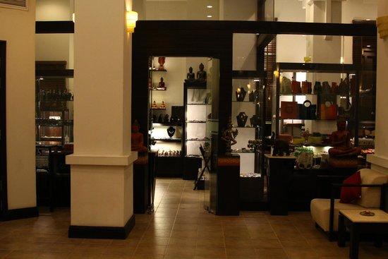 Tara Angkor Hotel : Lobby