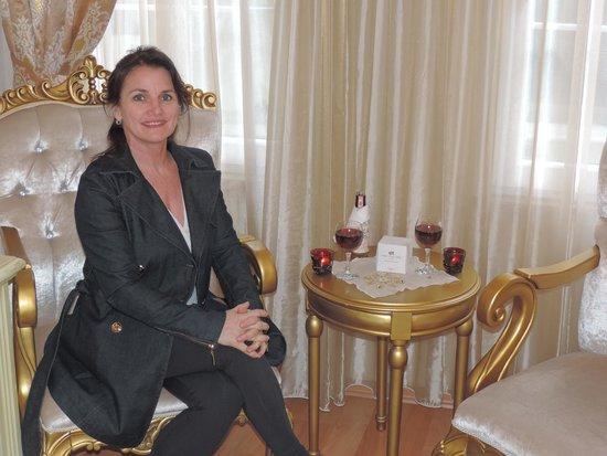 White House Hotel Istanbul: Apartamento