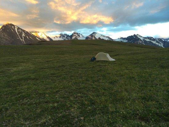 St. Elias Alpine Guides: Wolverine air strip
