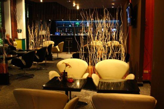 Tara Angkor Hotel : Lounge