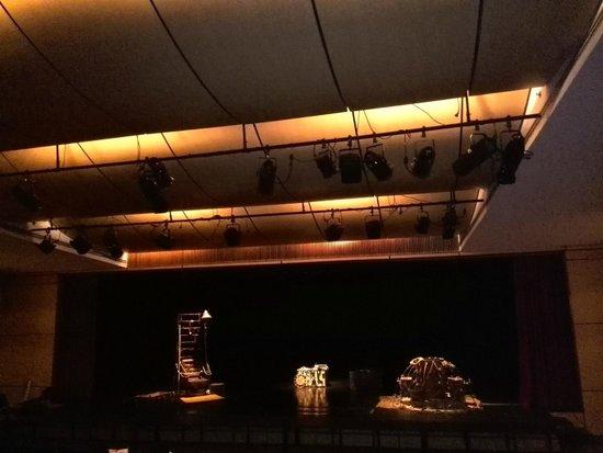 Teatro Luis Poma: Antes de la función