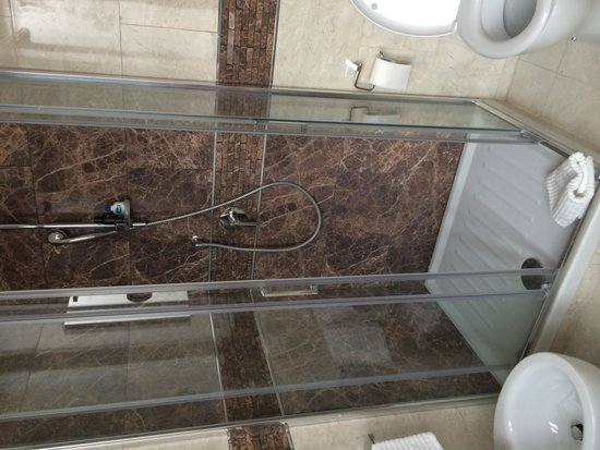 Hearth Hotel: Shower