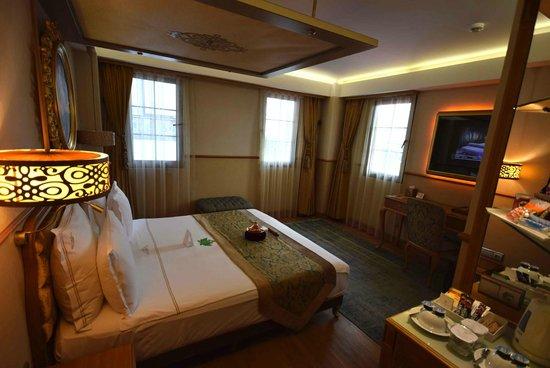 Hotel Sultania: Sultania Hotel_Deluxe double room