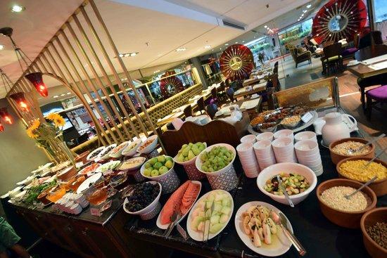 Hotel Sultania: Breakfast_Sultania Hotel
