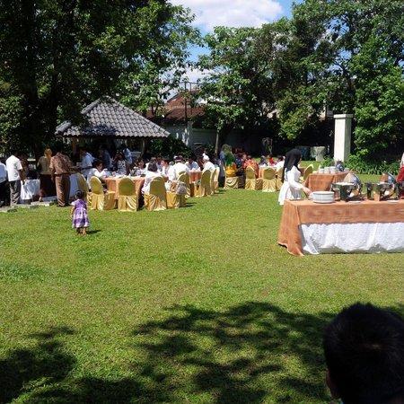 Sheraton Bandung Hotel & Towers: Setjadipradja Family Gathering