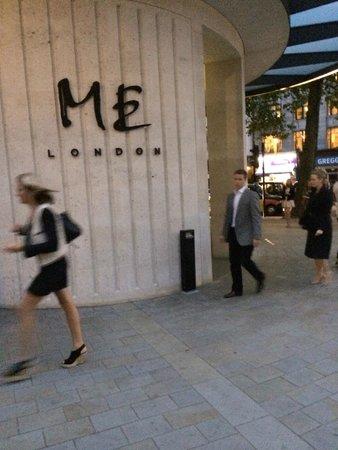 ME London: entrance