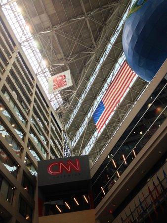 Omni Atlanta Hotel at CNN Center : Inside the CNN Center