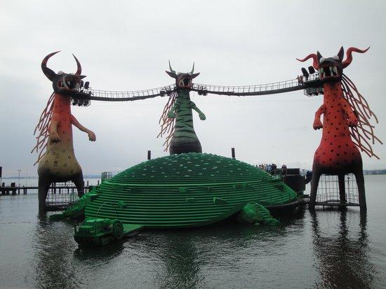 Bregenz Festival: Seebühne