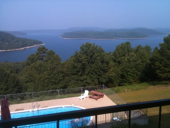 Pointe West Resort Motel : Can't Beat the View!