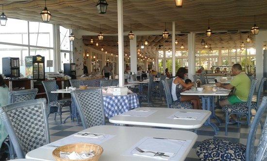 Hotel TRH Paraiso Costa del Sol : Breakfast room