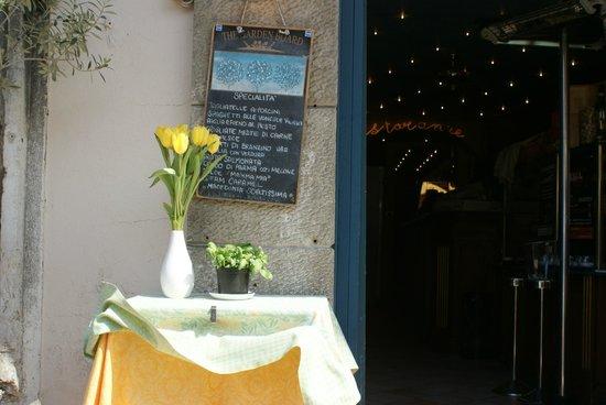 Osteria Alla Torre: Great Spaghetti clam dish