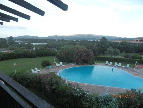 Sporting Hotel Tanca Manna : vista da camera1