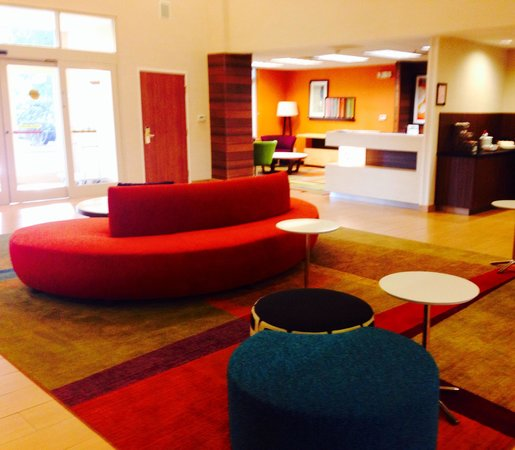 Fairfield Inn & Suites Rancho Cordova : Lobby
