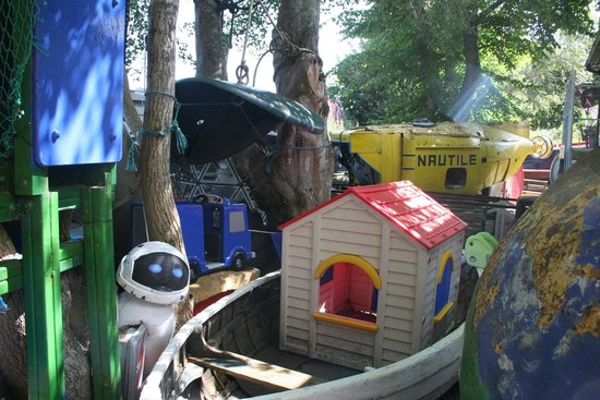 Ship Space: children's area