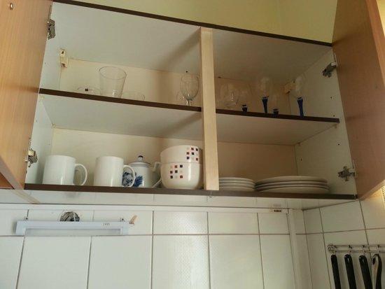 Camacuri Apartments Aruba: Cutlery Section