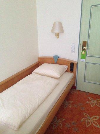 Hotel Stadt München: Single room