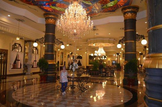 Hotel Riu Palace Punta Cana: muy buena decoración