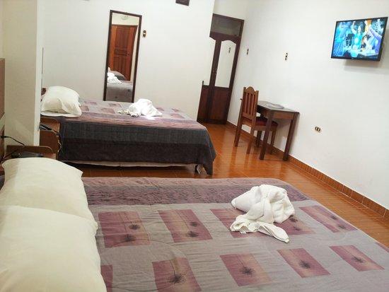 Hotel Don Vito: habitacion doble