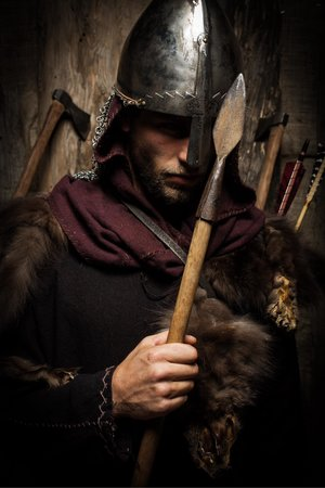 Mink Viking Portrait Studio