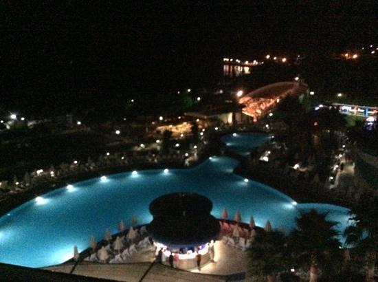 Buyuk Anadolu Didim Resort : aussicht balkon