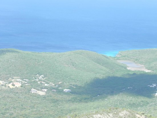 Mount Christoffel : Vista