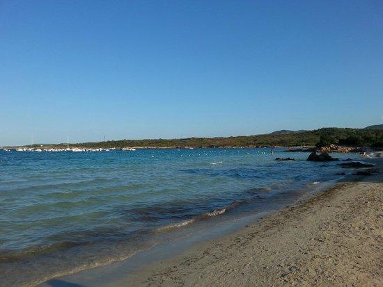Porto Istana Beach : mer