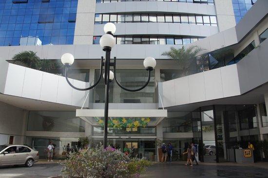 São Salvador Hotéis e Convenções: 玄関