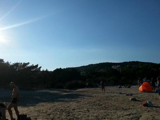 Porto Istana Beach : plage