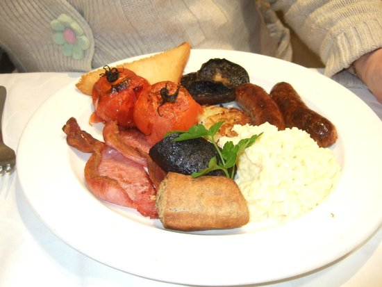 Michael Frith at Bennetts Brasserie: Fry up!