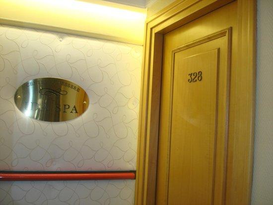 Hotel Villa Ida : La stanza più vicina alla Spa