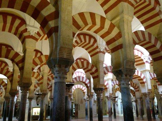 Cathédrale de Cordoue : Inside the mosque