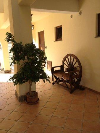Borgo Eolie Hotel: uno scorcio del residence