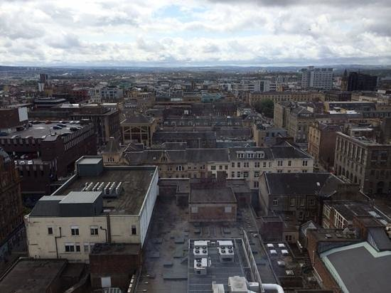 view from apartment picture of glasgow loft apartments glasgow rh tripadvisor co za