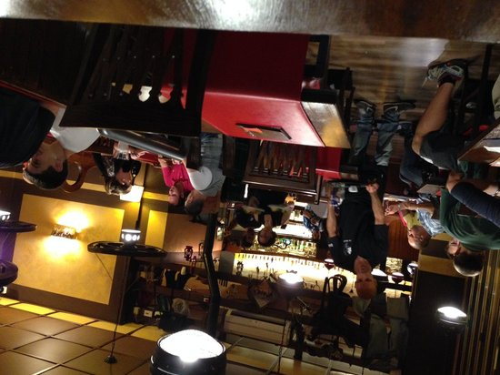 Pizzeria La Brace: interno del locale