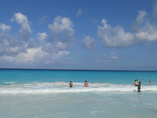 GR Solaris Cancun : Beautiful beach
