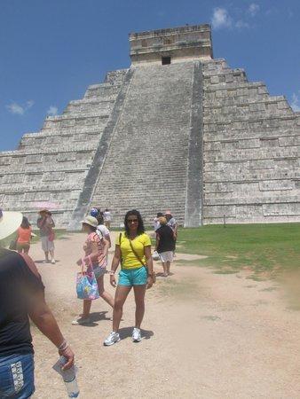 GR Solaris Cancun: Nice trip to Chichen Itza