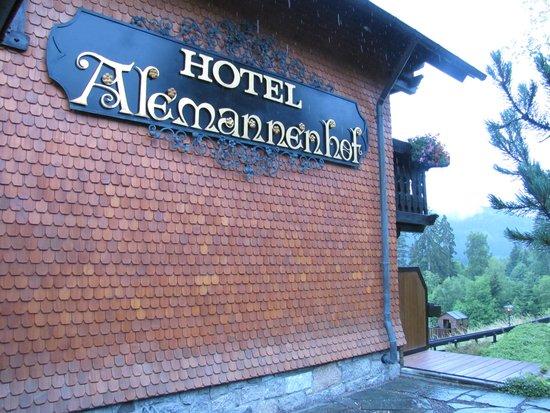 Boutique-Hotel Alemannenhof : hotel logo
