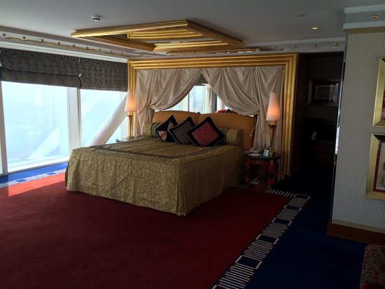 Burj Al Arab Jumeirah: Bedroom