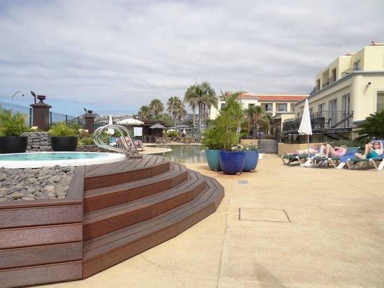 Porto Santa Maria Hotel: Jacuzzi