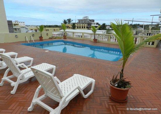 Hotel Red Booby - PUERTO AYORA - GALAPAGOS - MAYO 2014