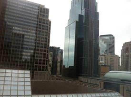 Radisson Blu Minneapolis Downtown: view