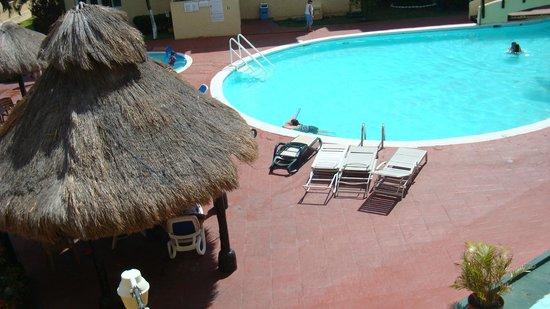 Cancun Clipper Club: Зона отдыха отеля