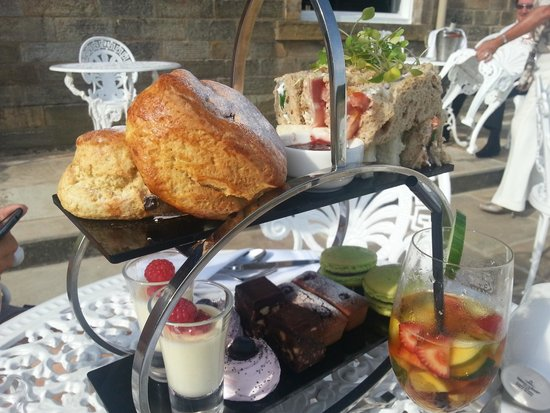 Cavendish Hotel : Afternoon Tea worth the effort