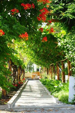 Ansitz Plantitscherhof: Romantikhotel in Meran