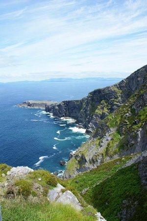 Geokaun Mountain and Cliffs: The wild side of Valentia Island